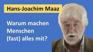 Die Abgründe der Massenpsychologie - Max Otte im Gespräch mit Hans Joachim Maaz