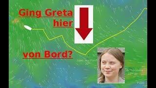 Kurs Azoren: Wurde Klima-Greta von Bord geholt?