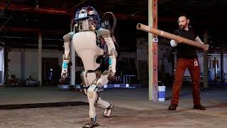 Schöne neue Welt - Kontroll- und Militärroboter - Entwicklung schreitet voran