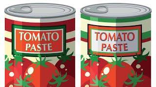Das Geschäft mit Tomaten