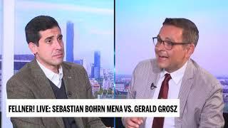 Das Gesundheitssystem war nie überlastet - Gerald Grosz in Fellner Live auf oe24.tv