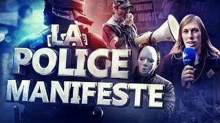 LES POLICIERS SE REBIFFENT – Les Reportages du Média Pour Tous
