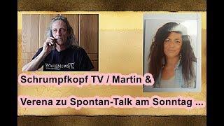 Trailer. Schrumpfkopf TV / Martins & Verenas Spontan-Talk am Sonntag ...