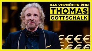 Das Vermögen und die Jahreseinnahmen von Thomas Gottschalk