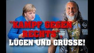 """""""KAMPF gegen RECHTS"""", LÜGEN und GRÜSSE!"""