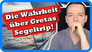 Greta Thunbergs Segeltrip erzeugt MEHR CO2 als wenn sie einfach geflogen wäre!