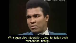 Muhammad Ali: Rassist vs. Gutmensch über Multikulti(LangeR MIRROR)