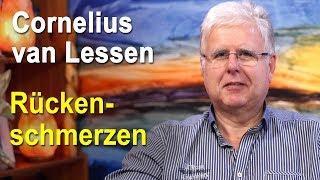 Rückenschmerzen energetisch behandeln - Cornelius van Lessen