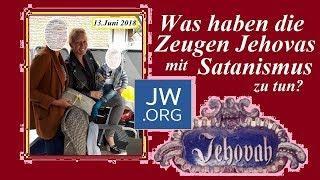 Was haben die Zeugen Jehovas mit dem Satanismus zu tun?