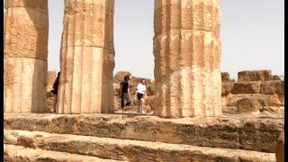 The Unknown Sicily - Megalith, Pyramids and Giant Manmade Grottoes - P1 of the Sicily Expedition