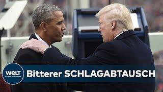 Obama fängt an mit Dreck zu werfen - Obama-Gate steht weit offen ☺