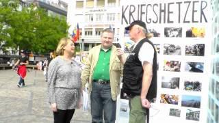 Völkermord in der Ost-Ukraine durch den eigenen Staat – Friedens-Demo in Basel 16.05.2015