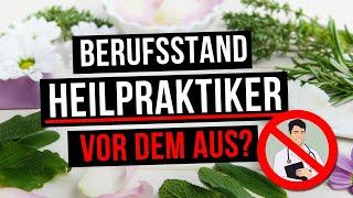 Berufsstand Heilpraktiker vor dem Aus? | 17. September 2020 | www.kla.tv/17228