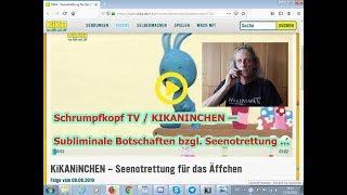 Trailer: KIKANINCHEN — Subliminale Botschaften bzgl. Seenotrettung ...