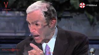 Prediger verwandelt sich - REPTILIAN SHAPESHIFTER TV PREACHER HD!