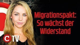 Migrationspakt: So wächst der Widerstand, Konfrontation vor der Krim - Die Woche COMPACT