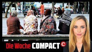 Diskriminierungswahn in Deutschland, Rot-Grüne Bomben: Die Woche COMPACT