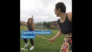 Der coronafreundliche Tanz