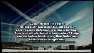 Die Aussagen eines Chemtrail Piloten   Das Chemtrails Geheimprojekt