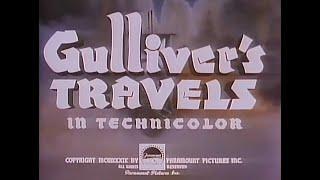 Gullivers Travels (1939)