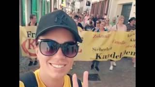 Julia Juls - Kommt raus, kommt raus! zum Widerstand