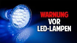 Warnung vor LED-Lampen: Warum künstliches Licht schädlich für uns ist - Dr. Alexander Wunsch
