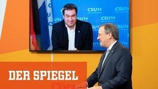 """""""Das ist die Herausforderung, vor der Laschet steht"""": CDU im Wahljahr"""