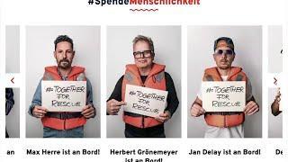 """Herbert Grönemeyer: """"Mitmenschlichkeit und Menschlichkeit ist Pflicht"""""""