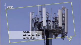 5G-Netz: Wir Versuchskaninchen! – VOX POP – ARTE