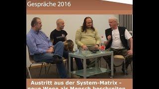 Basler Gespräche 20.02.2016 Part 5 Podium, Fragen + Antworten