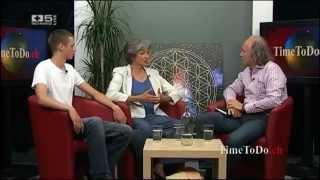 Erfolgreich Lernen ohne Schule - Dagmar Neubronner mit Sohn Moritz im Interview