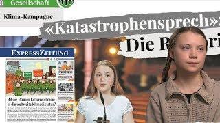 "Der ""Mythos"" Greta Thunberg ist am Ende! #Fakt #ExpressZeitung"