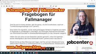 Trailer: Schrumpfkopf TV / Bärenstarker Fragebogen für Fallmanager vom Aufgewachten ...