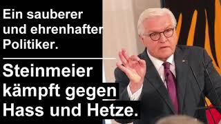 Steinmeiers Kampf gegen das Böse.