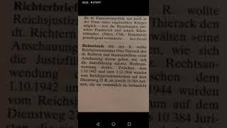 Richterbriefe? at de Weimar Richter Hausdurchsuchung
