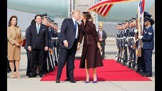 Melania Trump macht ihren Job sehr gut