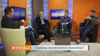 Corona: Widerstand zwecklos?