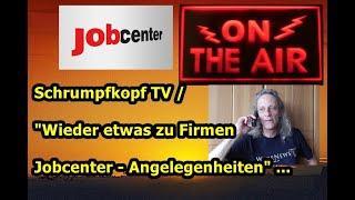 """Trailer: Schrumpfkopf TV / """"Wieder etwas zu Firmen Jobcenter - Angelegenheiten"""" ..."""