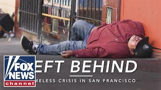 Immer mehr Obdachlose - Left Behind: Homeless Crisis in San Francisco
