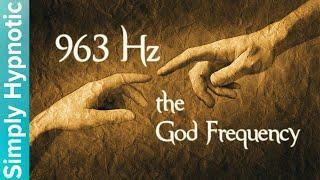 963 Hz Die Gottes Frequenz - heilsam - Horizonte öffnen
