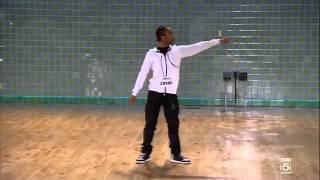 Kunst & Körperbeherrschung - Unglaublich...BEST ROBOT DANCE EVER !!!