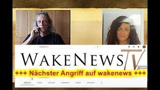 Trailer: Schrumpfkopf TV / +++ Nächster Angriff auf wakenews radio/tv +++