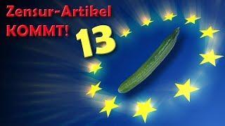 Artikel 13 KOMMT!
