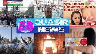 Über: Hetze in Moscheen, Jugendwiderstand, Abschiebung, Abtreibung uvm!
