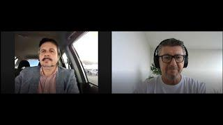 Video Nr 795 Interview mit Prof Eric Bernhard über Globale Agenda und die Zerstörung der Ökonomie