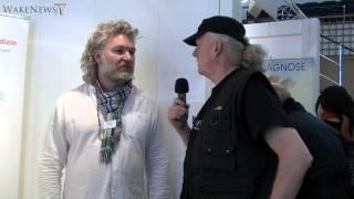 Lebenskraft Messe 2015: Interview mit Aros Sharon Petzelberger, Salzheilung + Frequenzmedizin