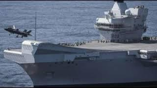 """UK Sending New Aircraft Carrier to China In """"Show Of Force"""""""