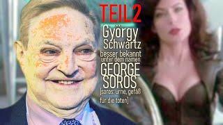 George Soros Teil 2   Der kriminelle Milliardär Györgi Schwartz Dancing with Demons DWD