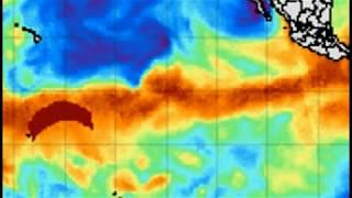Another Strange Anomaly Caught On MIMIC Map Near Christmas Island