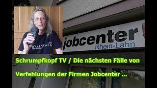Trailer: Die nächsten Fälle von Verfehlungen der Firmen Jobcenter ...